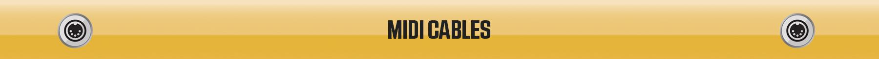 MIDI Cables Livewire