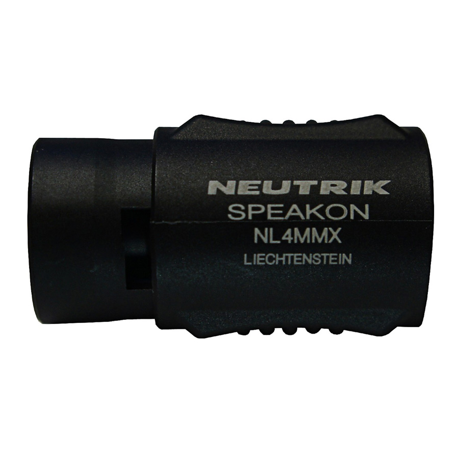 Livewire Essential Speakon Female-To-Female Coupler