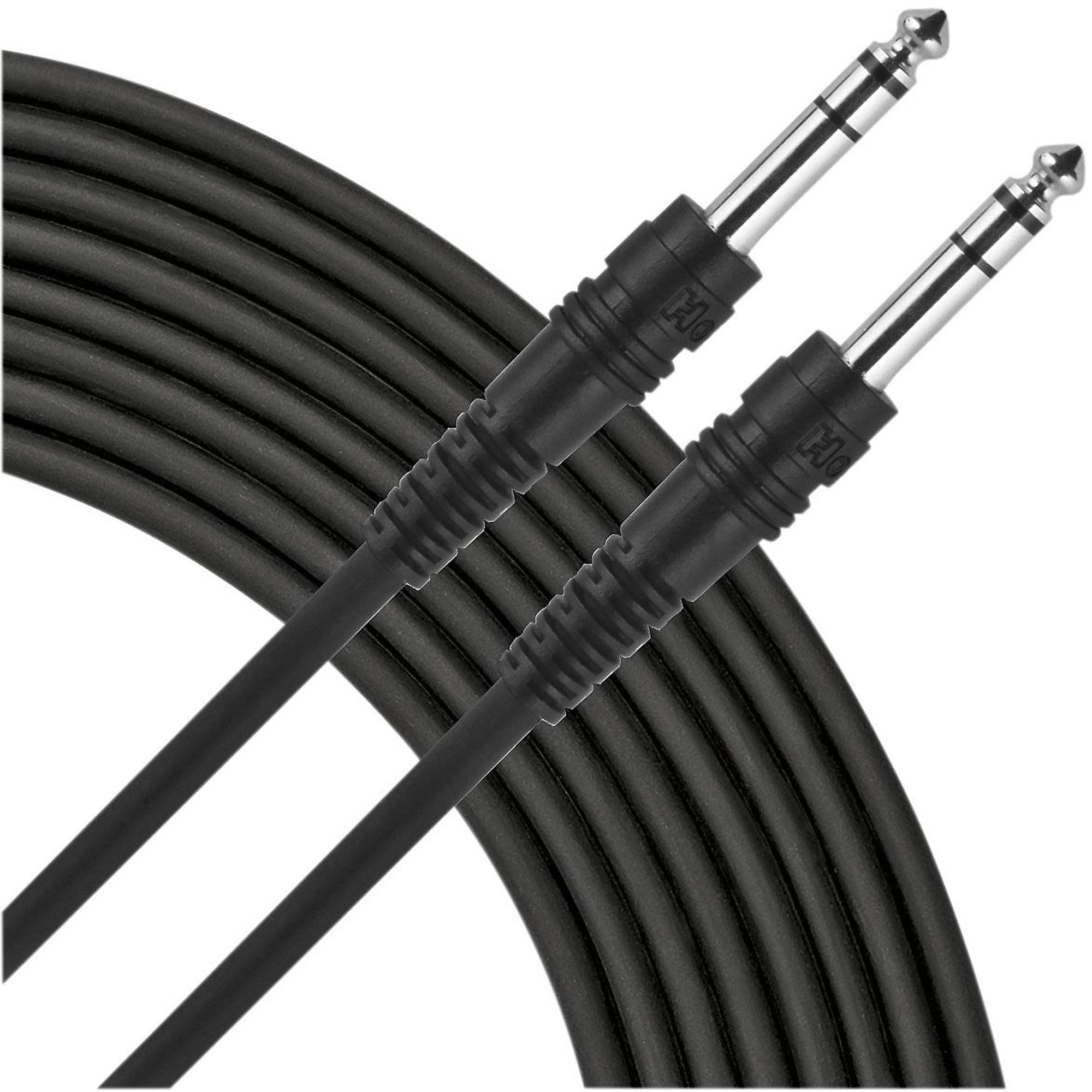 Livewire Essential TRS-TRS Balanced Patch Cable