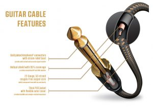 Signature Series Cable Features